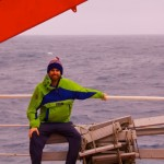 Alex on the Astrolabe