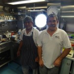 Our chefs and kitchen