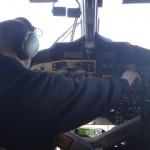 Twin Otter - Landing