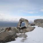 Scott's seat, Terra Nova Bay