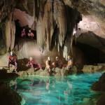 ESA Astronaut Psychological Training - Cave Team