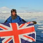 Below Mount Melbourne, Terra Nova Bay, Antarctica
