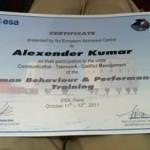 Human Behaviour & Performance Training