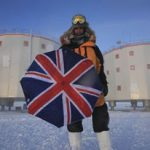 Antarctic Heat Wave