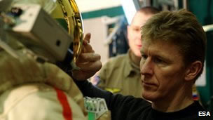 Tim Peake says that keeping healthy will be a key challenge on any Mars mission