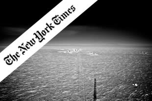 The New York Times - Preparing The Ideal Astronaut