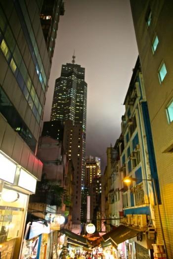 Mid-levels Hong Kong (A.Kumar)