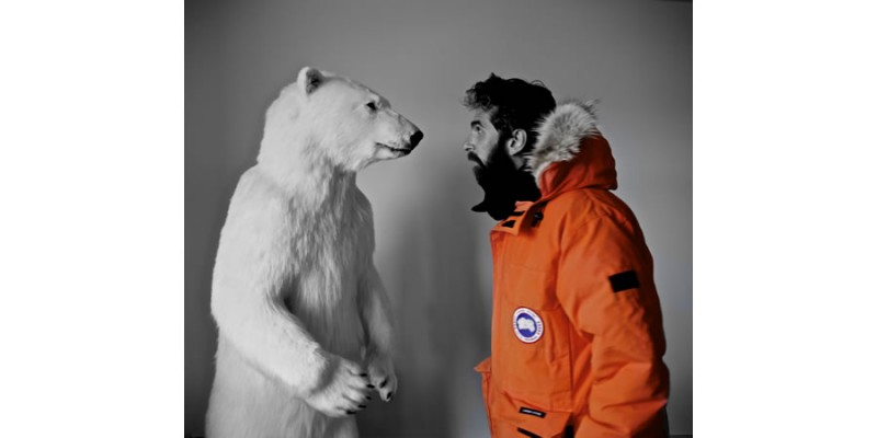 Polar Love (Canadian Arctic, 2013) - Alexander Kumar