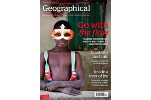Royal Geographical Society's Geographical Magazine