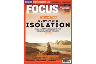 The Martian Surving Isolation