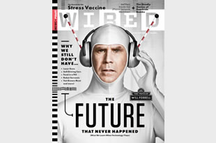 Wired Magazine - The Inner-Space Explorer