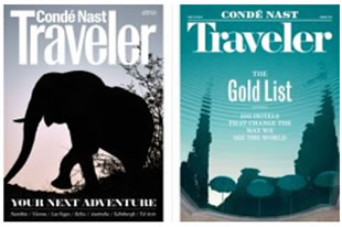 Condé Nast Traveller - Antarctica's secret Amazon Article