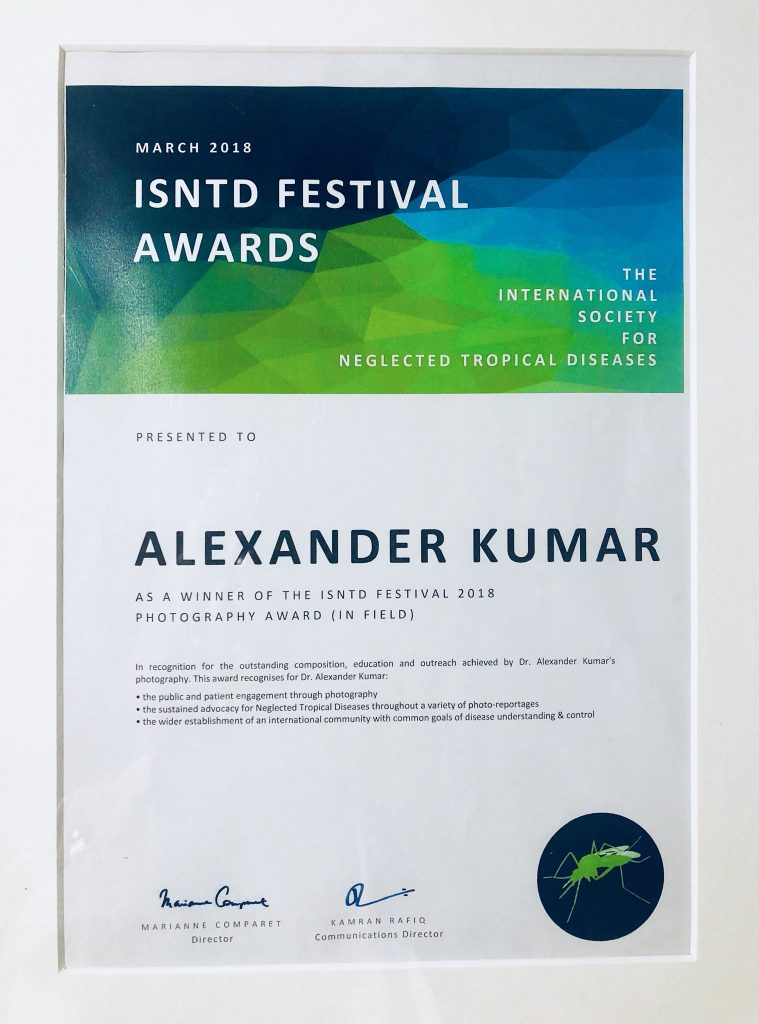 ISNTD Awards